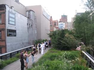 High Line Park NYC