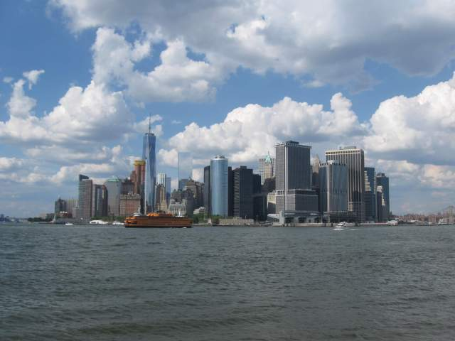 Manhattan Views , Governor's Island, NYC