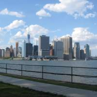 Lazy Picnic on Governors Island In NYC
