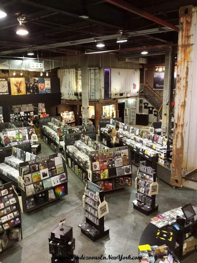 image Rough Trade NYC