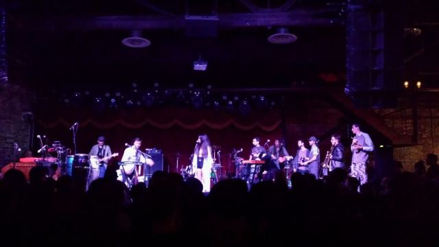 Superhuman Happiness at Brooklyn Bowl