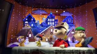 Peanuts at Herald Square in NYC