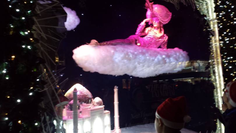 Saks Fifth Avenue Christmas 2015 in NYC