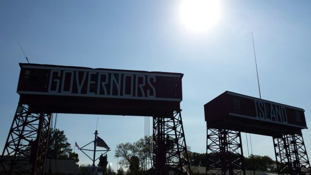 Governors Island NYC, Rendezvous En New York