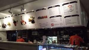 Spot Dessert Bar NYC, Rendezvous En New York