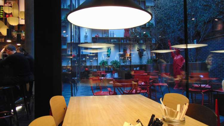 CanttenM in CitizenM Hotel in NYC