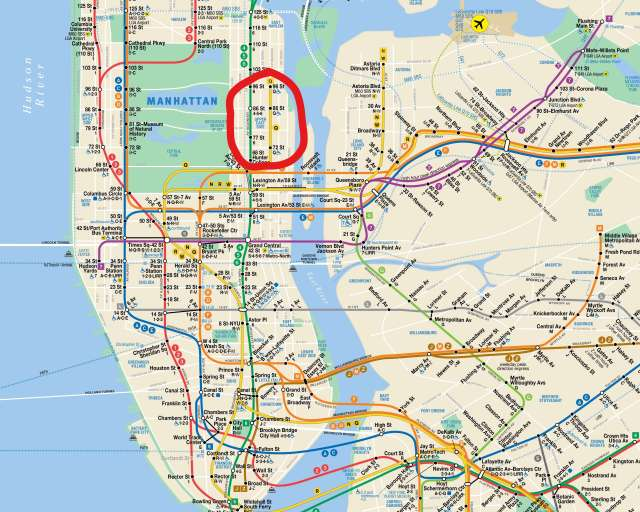 Second Avenue Subway Stations , NYC