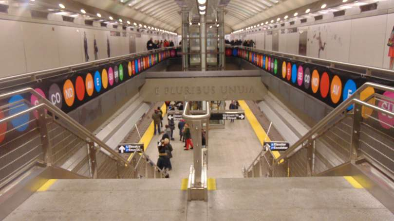 Second Avenue Subway