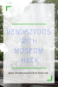 rendezvous with Museum Hack