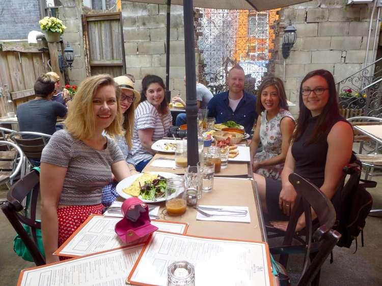 NYC Bloggers in Rendezvous En New York