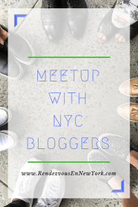 Nyc Bloggers with Rendezvous En New York