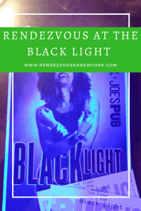 Rendezvous at the Black Light , Rendezvous En New York