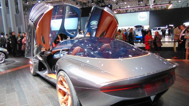 New York International Auto Show, Rendezvous En New York