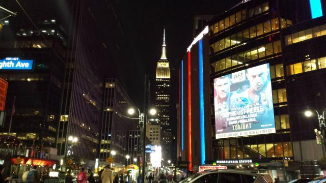 Madison Square Garden, Music Hotspots