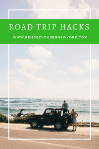 Road Trip Hacks, Rendezvous En New York, NYC
