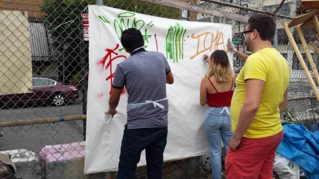Graffiti ArtWorkshop