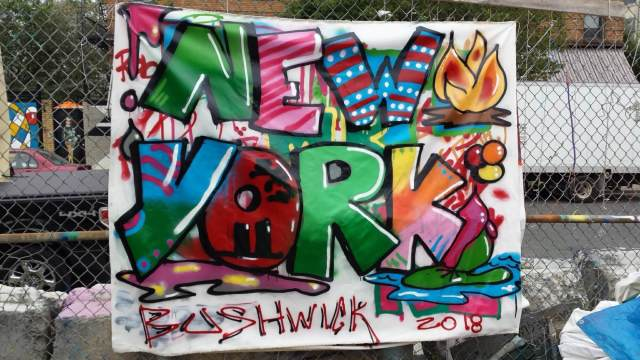 Graffiti Art Workshop