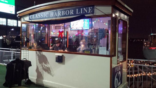 Cocoa and Carols Classic Harbor Line in NYC