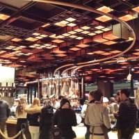 Six Reasons to Visit Starbucks Reserve Roastery