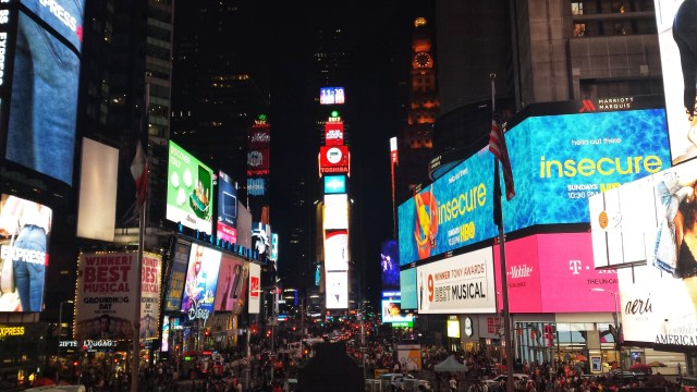Times Square, NYC, Favorite Instagram spots