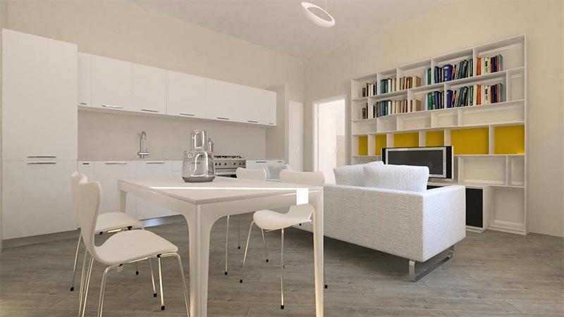 Appartamento a Sesto San Giovanni Via Giovanna D'Arco
