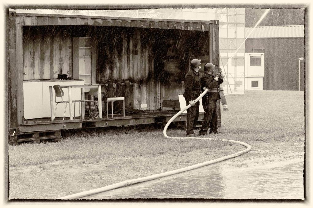 Feuerwehrsternfahrt Wetzikon