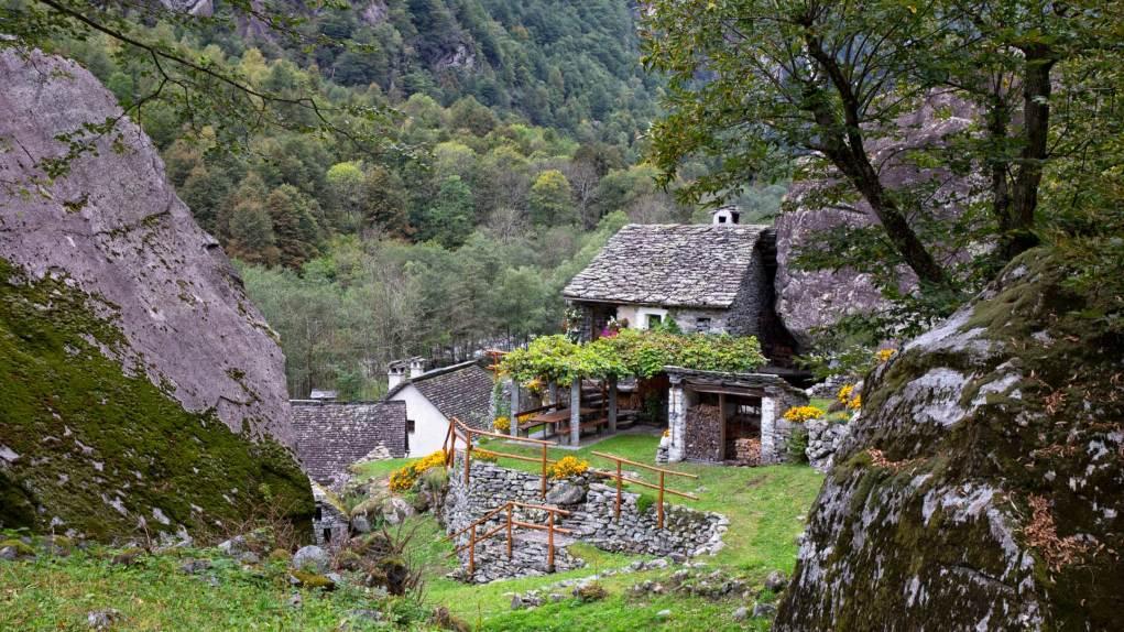 Sabbione, das malerische Dorf