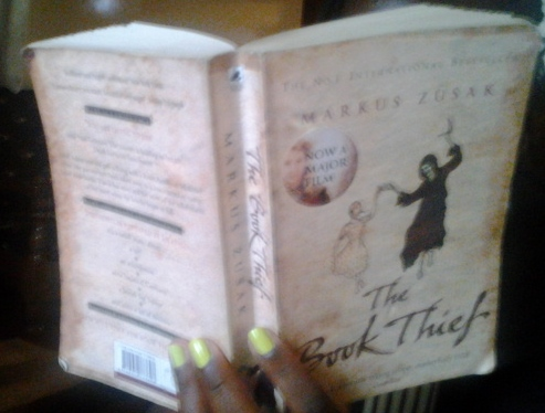 Book Review: The Book Thief by Markus Zusak