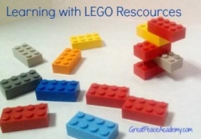 LEGO Materials Resources
