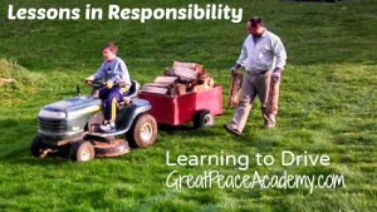 Lessons in Responsibility