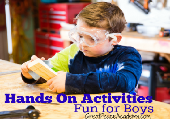 Incredible Index for Boy Fun | Great Peace Academy