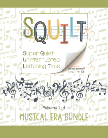 SQUILT+Musical+Eras+Bundle
