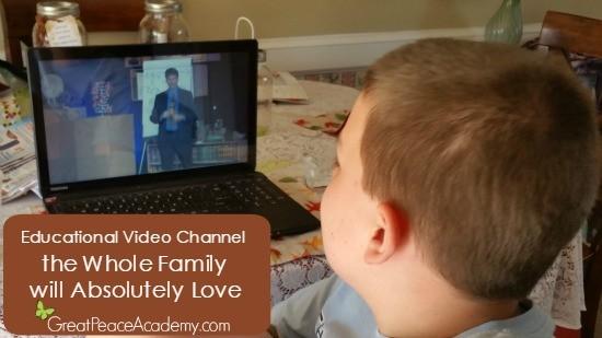Educational Video Channel CuriosityStream   Great Peace Academy #ihsnet @curiosity_strm