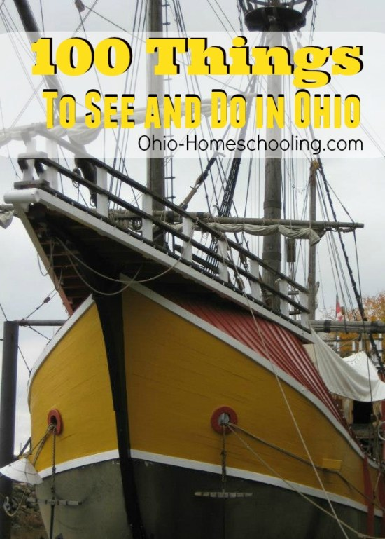 100 Things to See and Do in Ohio | Great Peace Academy