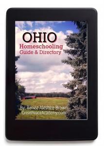 Ohio Homeschooling on Kindle