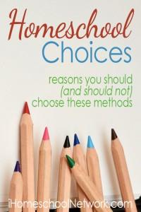 homeschool-choices