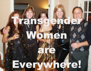 Respecting a Transgender Woman