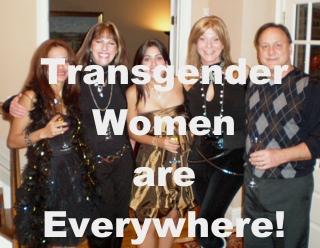Respecting a Transgender Woman