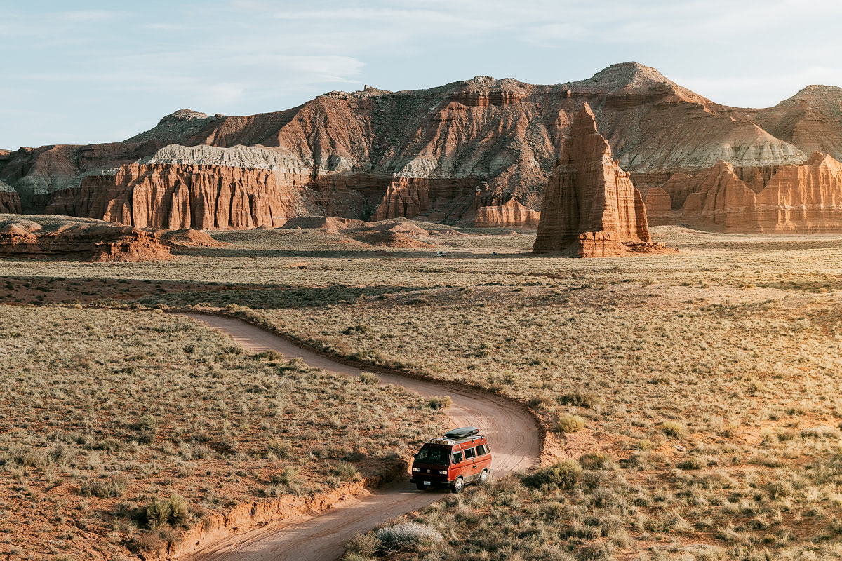 Van Life Capitol Reef - Renee Roaming