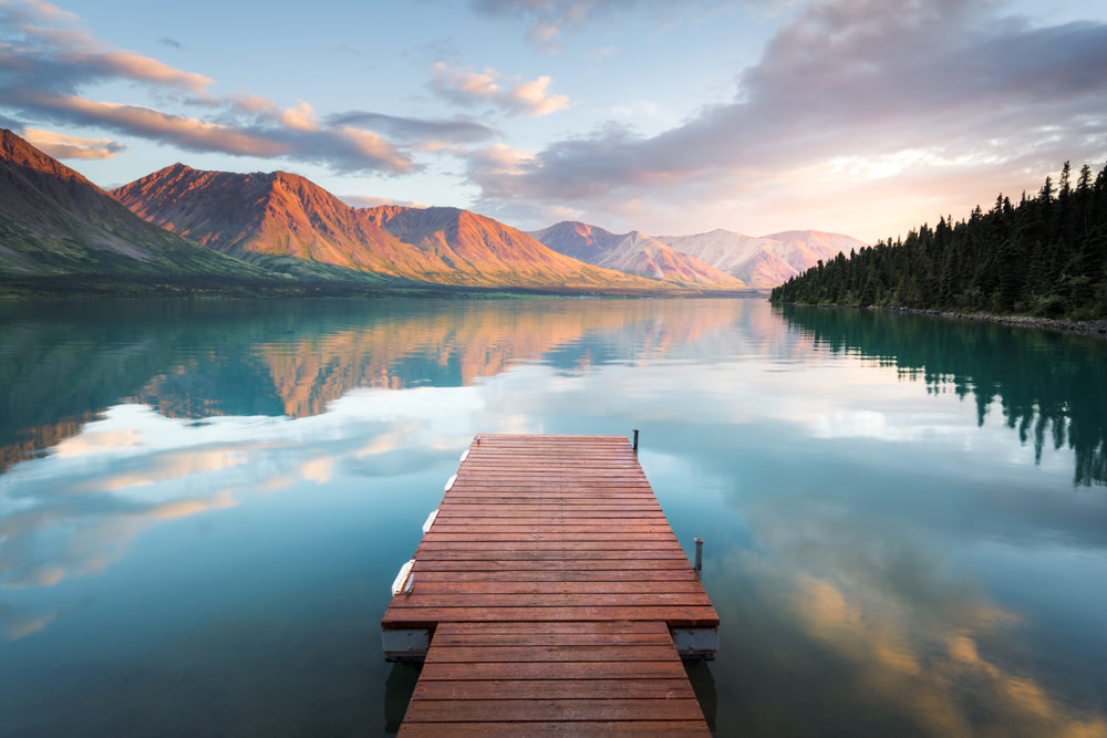 America's National Parks - Ranked Best to Worst - Lake Clark National Park