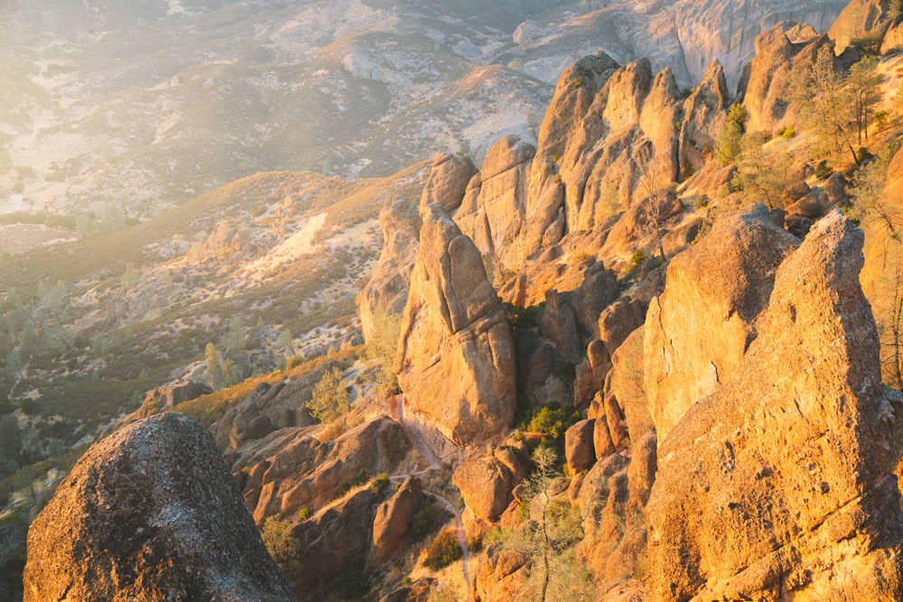 America's National Parks - Ranked Best to Worst - Pinnacles National Park