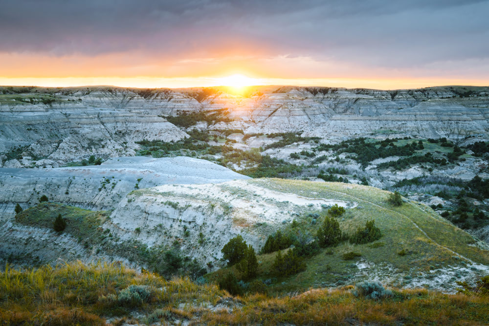 America's National Parks - Ranked Best to Worst - Theodore Roosevelt National Park