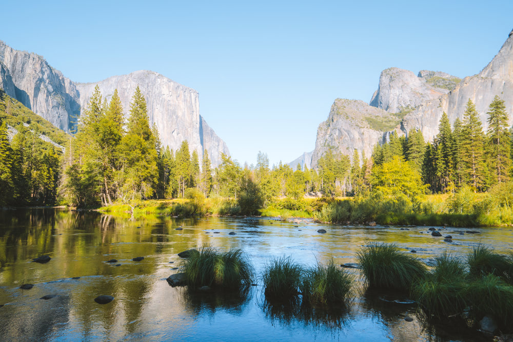 America's National Parks - Ranked Best to Worst - Yosemite National Park