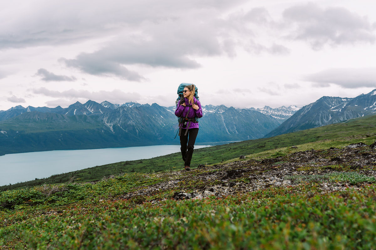 5 Epic Alaska Hiking and Backpacking Adventures Lake Clark National Park Renee Roaming 2