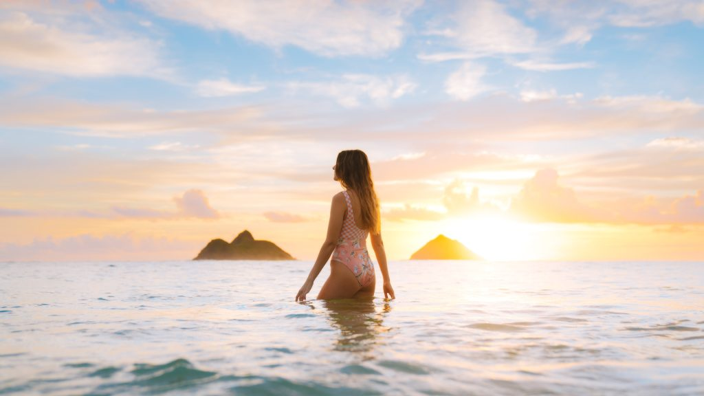 5 Best Things To Do On Oahu Renee Roaming Lanikai Beach Sunrise Banner