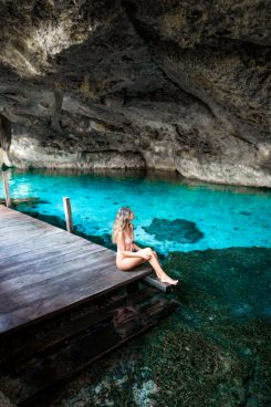 Make the Most of Your Trip to Tulum Mexico A Comprehensive Guide Dos Ojos Cenote Tulum Renee Roaming