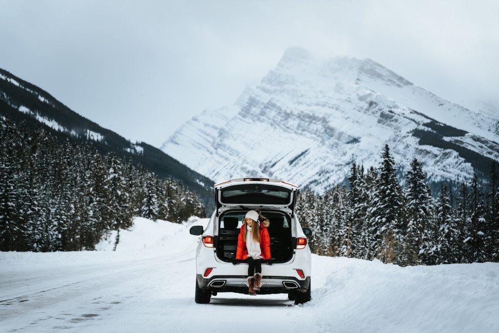 Planning a Trip toBanffin Winter - Getting Around - Renee Roaming