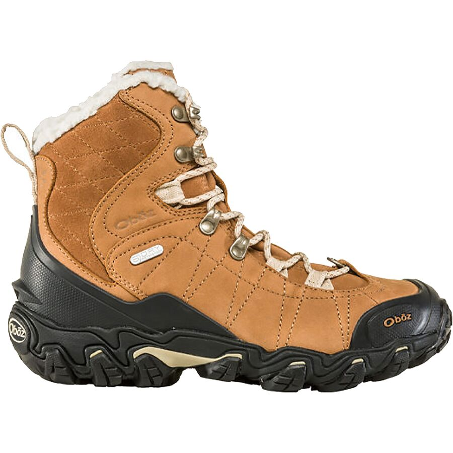 Boots to wear on a winter Arctic Trip - Oboz Bridger 7in Insulated B-Dry Boot