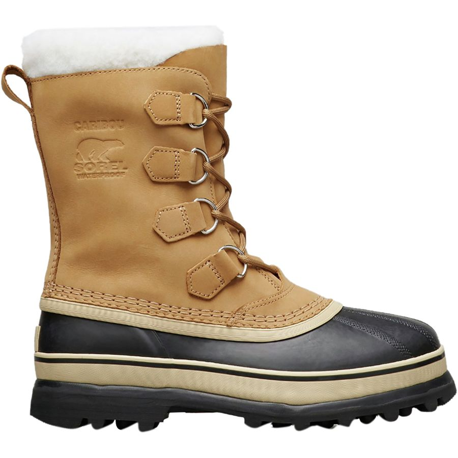 Boots to wear on a winter Arctic Trip - Sorel Caribou Boot