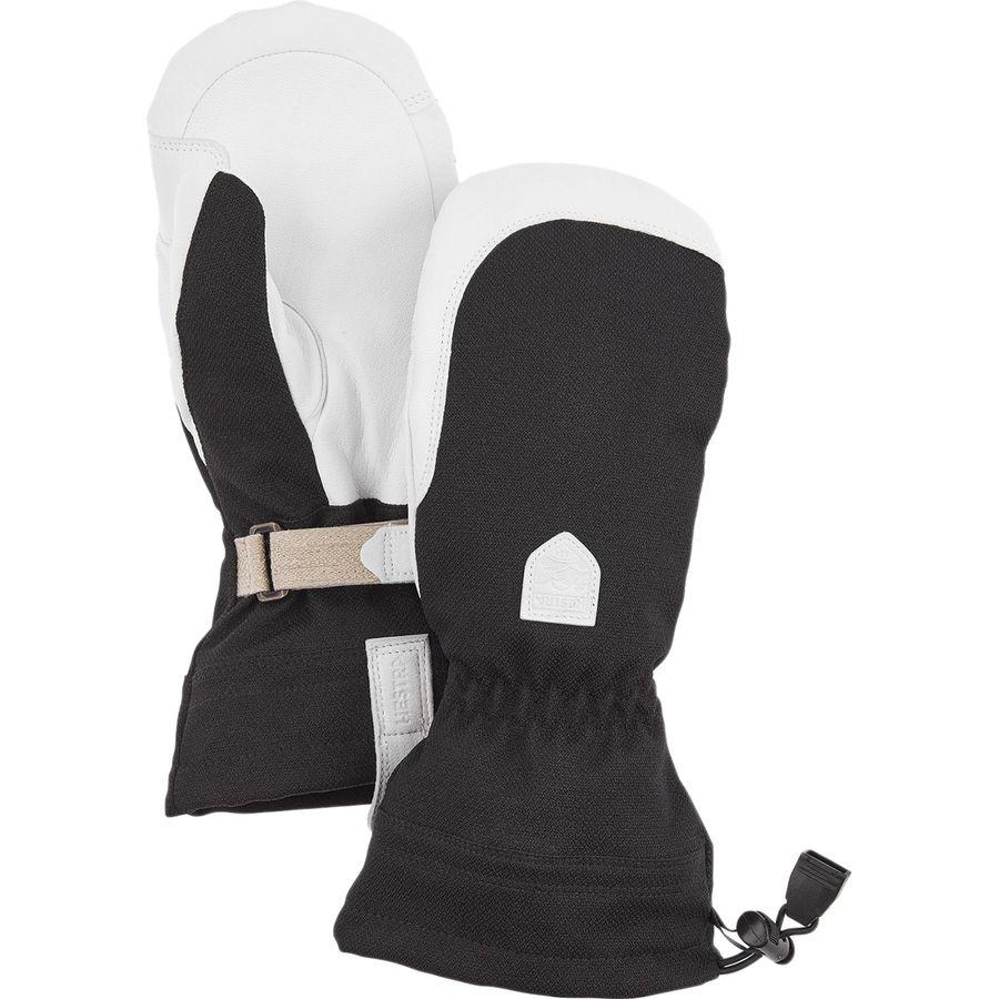 Gloves to wear on a winter Arctic Trip - Hestra Patrol Gauntlet Mitten